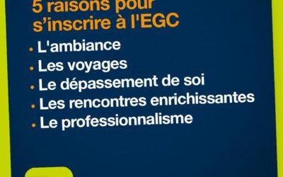 Choisissez l'EGC!