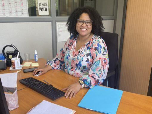 Audrey MINATCHY-ANCELLY, ancienne étudiante de l'EGC Réunion